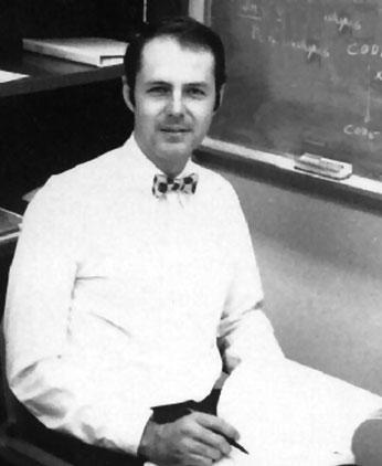 Figura 2: Charles H. Moore in una foto degli anni '60.