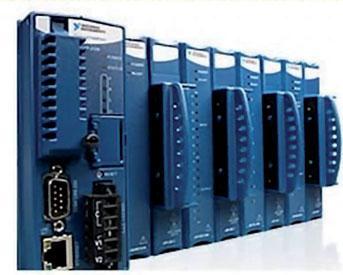 Figura 14: hardware della serie Compatc FieldPoint.