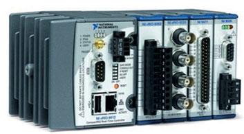 Figura 13: hardware della serie CompatcRIO