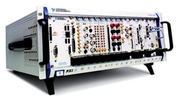 Figura 12: hardware della serie PXI.