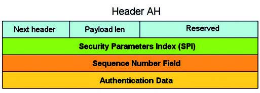 Figura 6: Header AH.