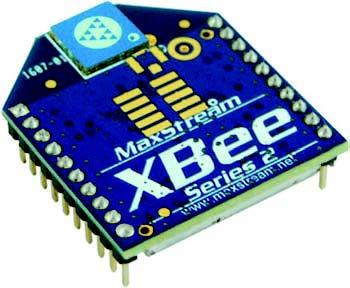 Figura 4: modulo Xbee Serie 2.