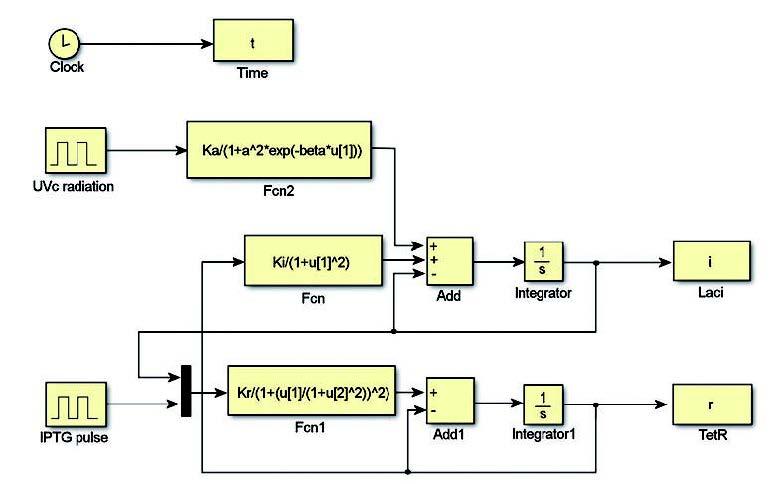 Figura 1: esempi di blocchi di Simulink