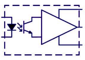 Figura 5: fotoaccoppiatore evoluto.