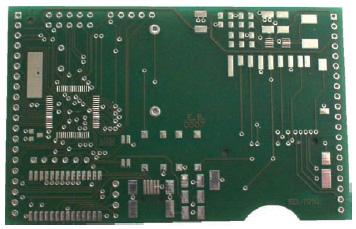 Figura 6: il circuito stampato.