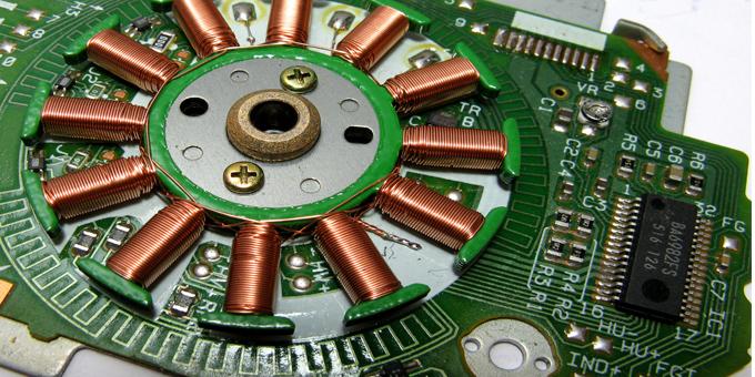 Schemi Avvolgimenti Motori Elettrici : Controllo di motori brushless elettronica open source