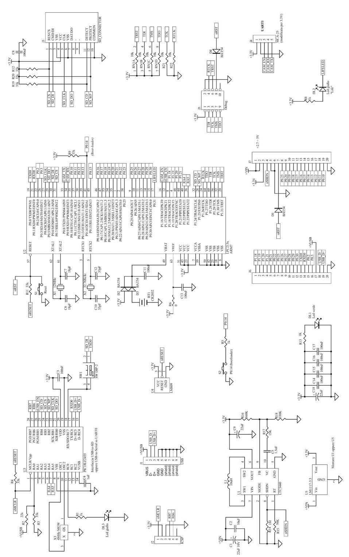 Figura 3: schema elettrico del dispositivo.