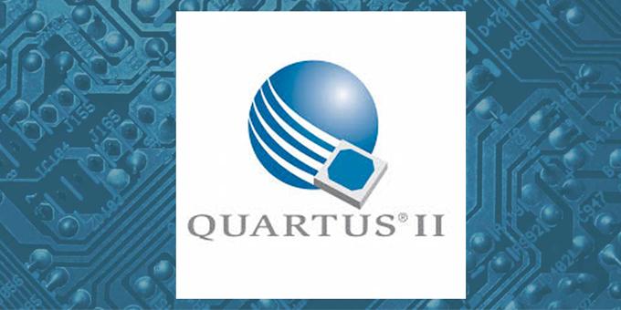 Progettare con Quartus II di Altera | Elettronica Open Source