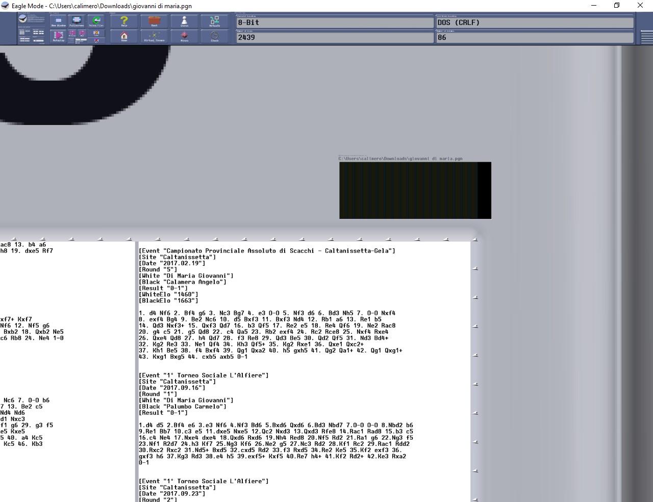 """Figura 5: uno zoom """"spinto"""" sul file ne visualizza il contenuto, senza bisogno di aprirlo"""