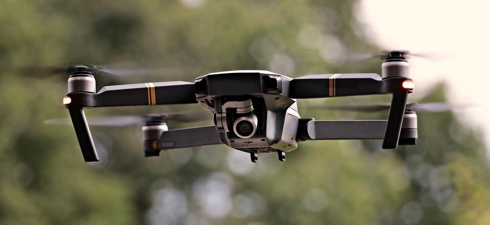 Figura 2: un drone