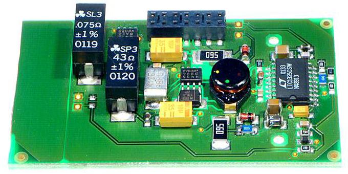 Schema Elettrico Per Carica Batterie Al Litio : Gestione batterie con ltc1325 elettronica open source