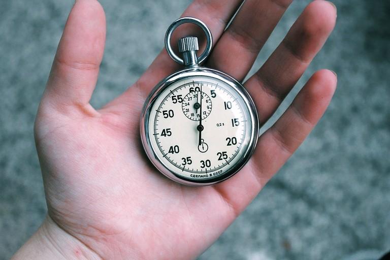 Figura 1: le pause di attesa sono estremamente importanti nei software, specialmente quelli interfacciati a circuiti elettronici