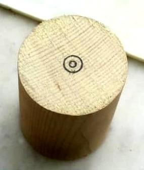 Figura 2: il rintracciamento del centro con il metodo proposto