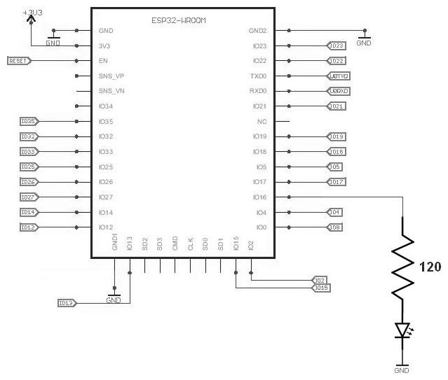 Figura 1: lo schema elettrico