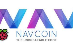 NavPi: come fare staking di NavCoin con un Raspberry Pi
