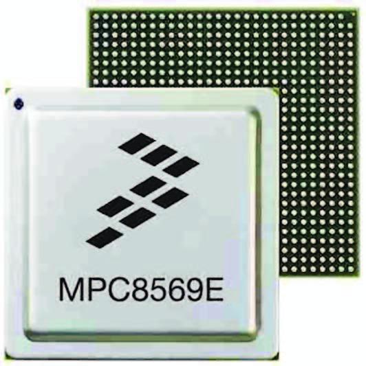 Figura 1: il processore MPC8569E.