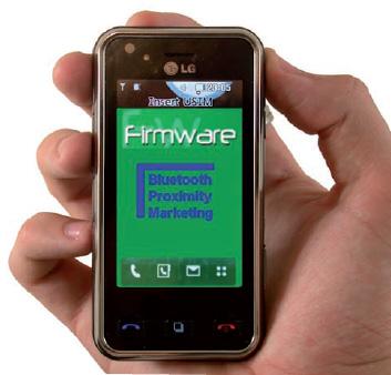 Figura 6: immagine jpeg ricevuta dal dispositivo Bluetooth.