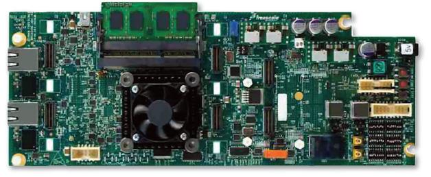 Figura 5: la scheda di sviluppo MDS.