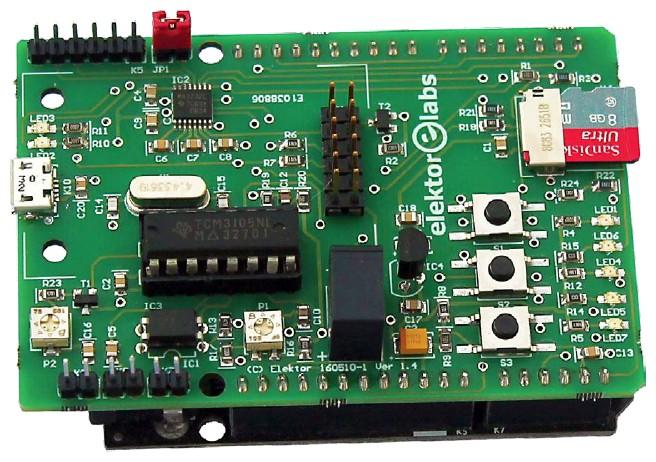 Figura 13: il circuito completo