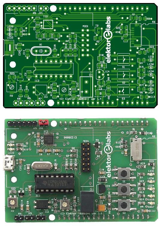 Figura 14: il circuito completo