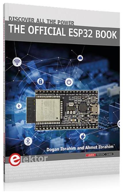 Figura 8: il libro ufficiale dell'ESP32