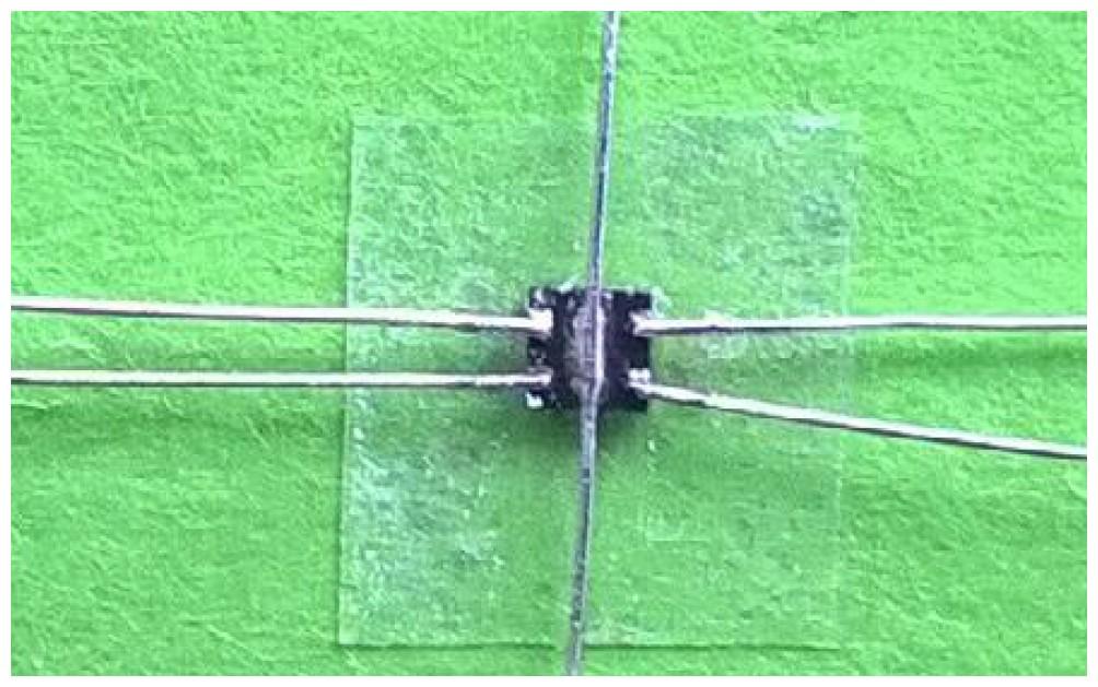 Figura 1: il minuscolo sensore ENS210