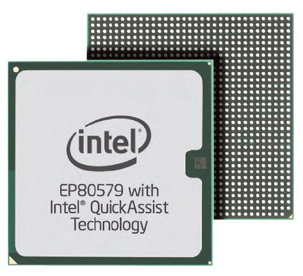 Figura 6: il chip Intel Tolapai.