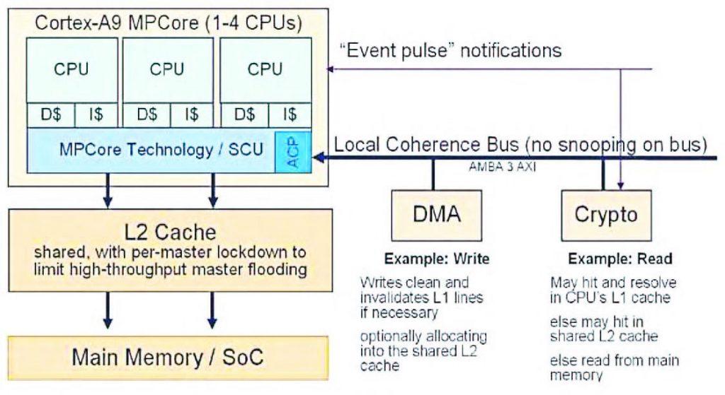Figura 4: Accelerator Coherence Port.