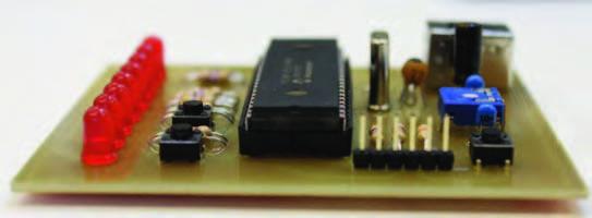 Figura 5: il connettore ICSP necessario per installare il Bootloader la prima volta.
