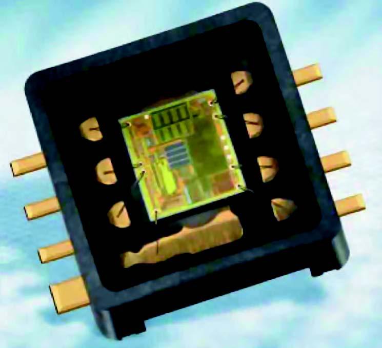 Figura 4: il sensore KP106 di Infineon.