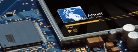 Figura 1: la famiglia UC32 di microcontrollori AVR a 32 bit.