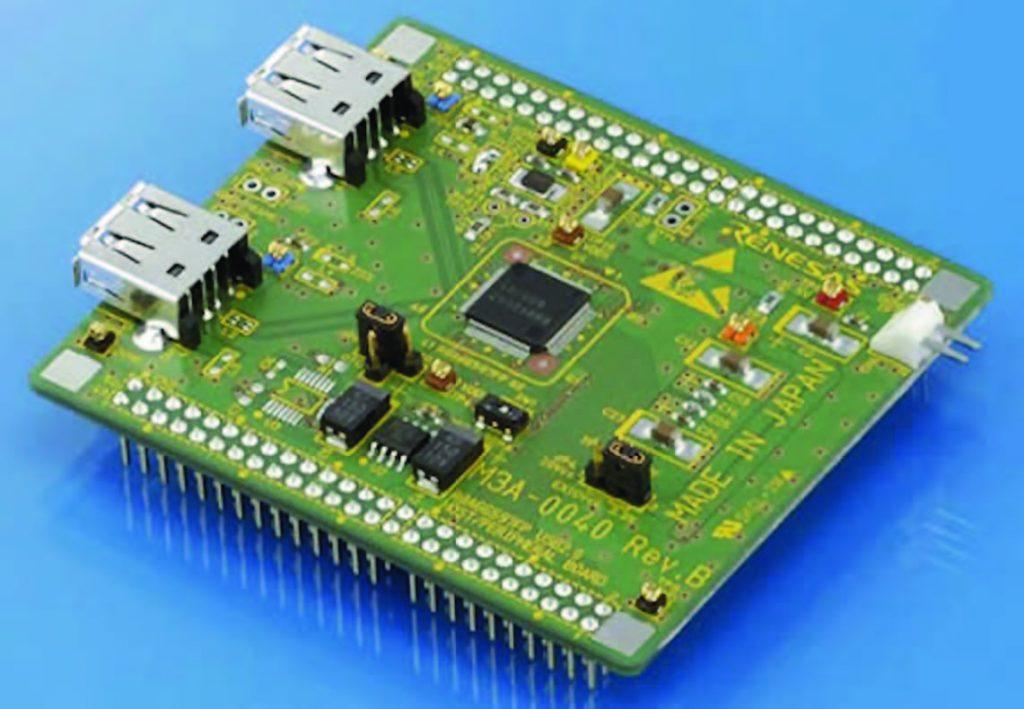 Figura 2: utility board M3A-0040.