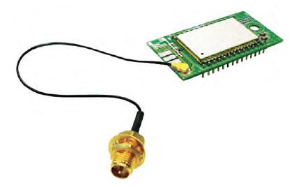 Figura 4: versione con connettore MMCX.