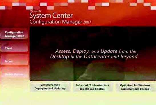 Figura 5: il System Center Configuration Manager.