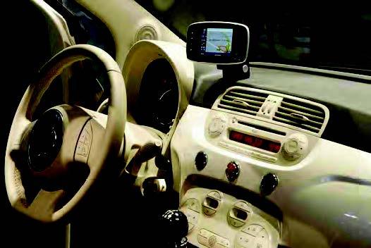 Figura 7: il sistema Blue&Me di Fiat.