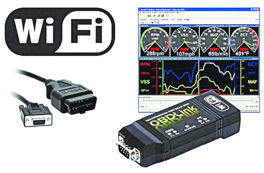 Figura 4: OBDLink WiF.