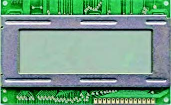 Figura 2: il display LCD LM044L.