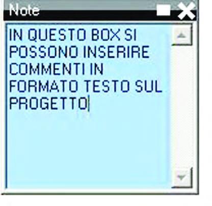 """Figura 22: componente """"Note""""."""