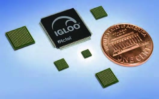 Figura 6: le FPGA Igloo.