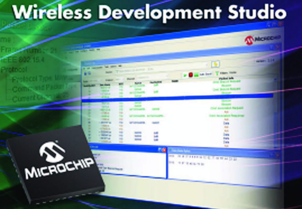 Figura 5: Wireless Development Studio, l'interfaccia grafica per la configurazione della libreria MiWi.