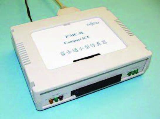 Figura 1: emulatore Compact-ICE MSE1001C, fronte.