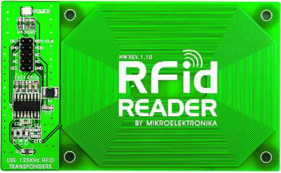 Figura 4: il lettore Rfid.