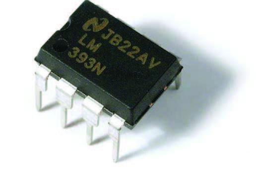 Figura 5: piedinatura dell'LM393.