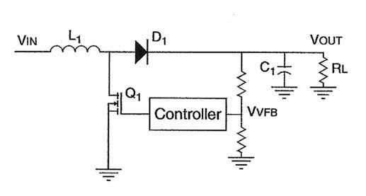 Figura 1: schema di base del convertitore.