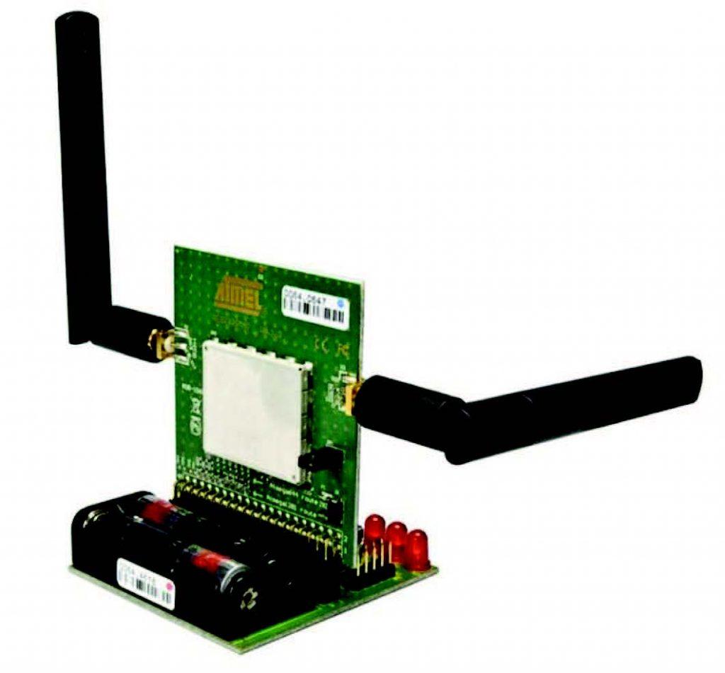 Figura 8: Orientamento delle antenne per una misurazione ottimale