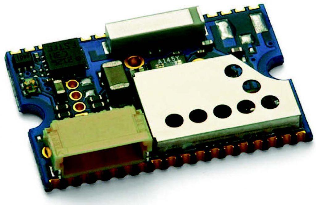 Figura 1. Il dispositivo OLP425
