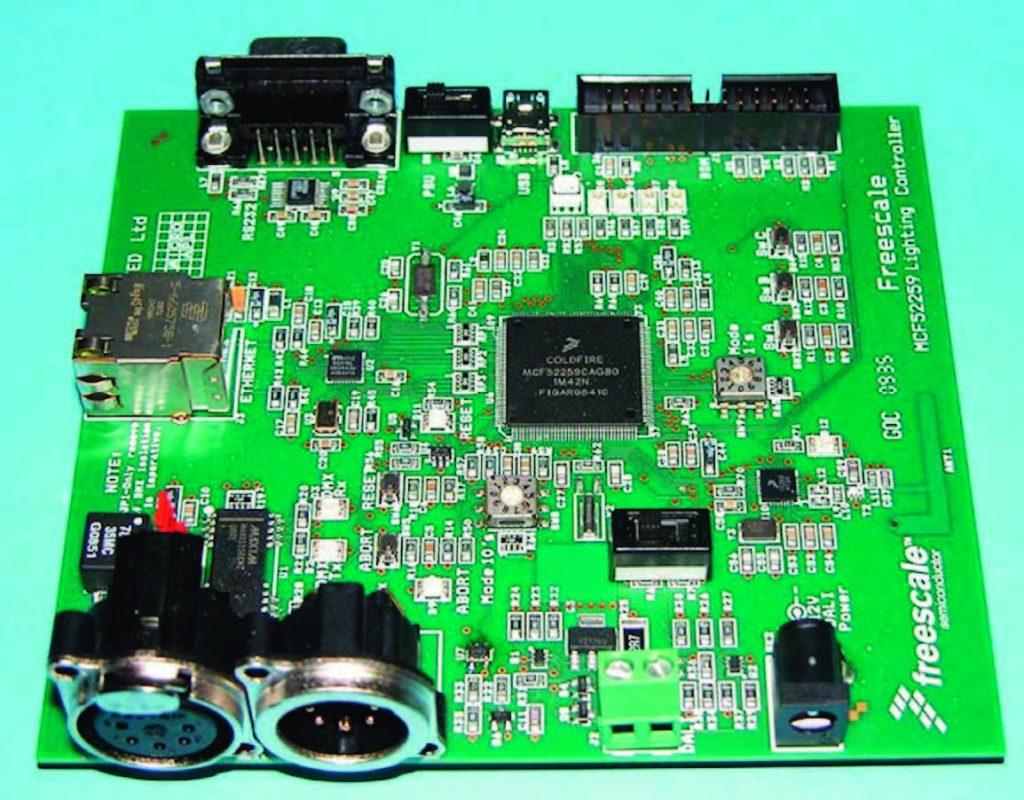 Figura 1: Control Unit Board (CUB)