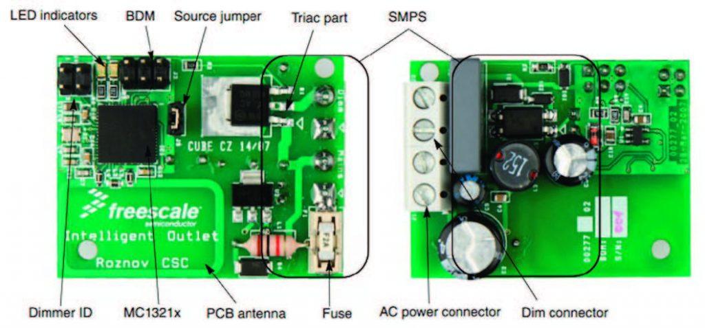 Figura 11: TOP e BOTTOM versione 2 della PI