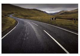Figura 5: l'immagine di una strada