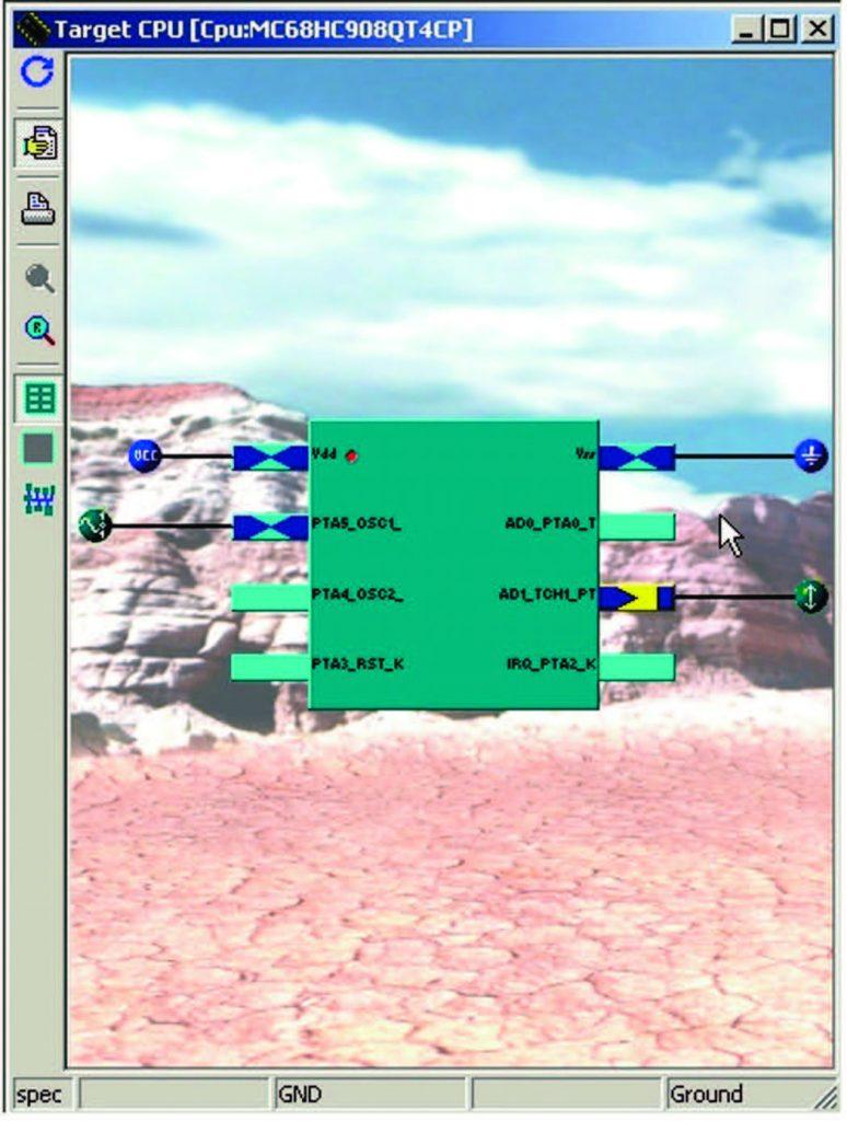 Figura 7: Esempio di simulazione